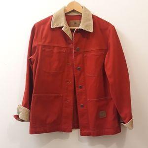 Vintage Ralph Lauren Twill Barn Coat